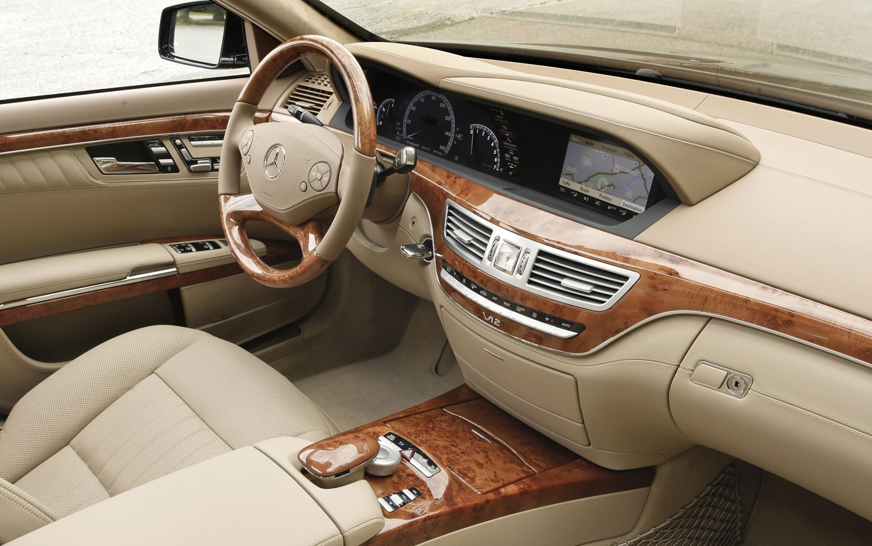 2010 mercedes benz s600 interior