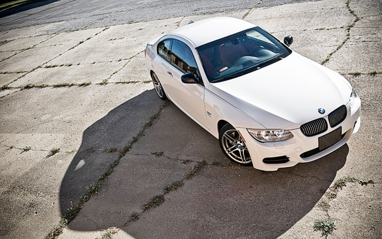 2011 BMW 335is Coupe Front Three Quarter