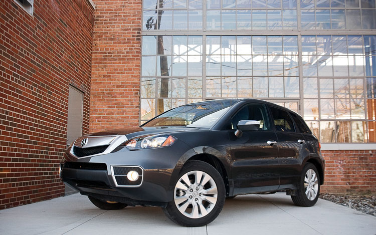 2011 Acura Rdx Tech Front Left Side View
