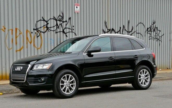 2011 Audi Q5 Front Left View 660x413