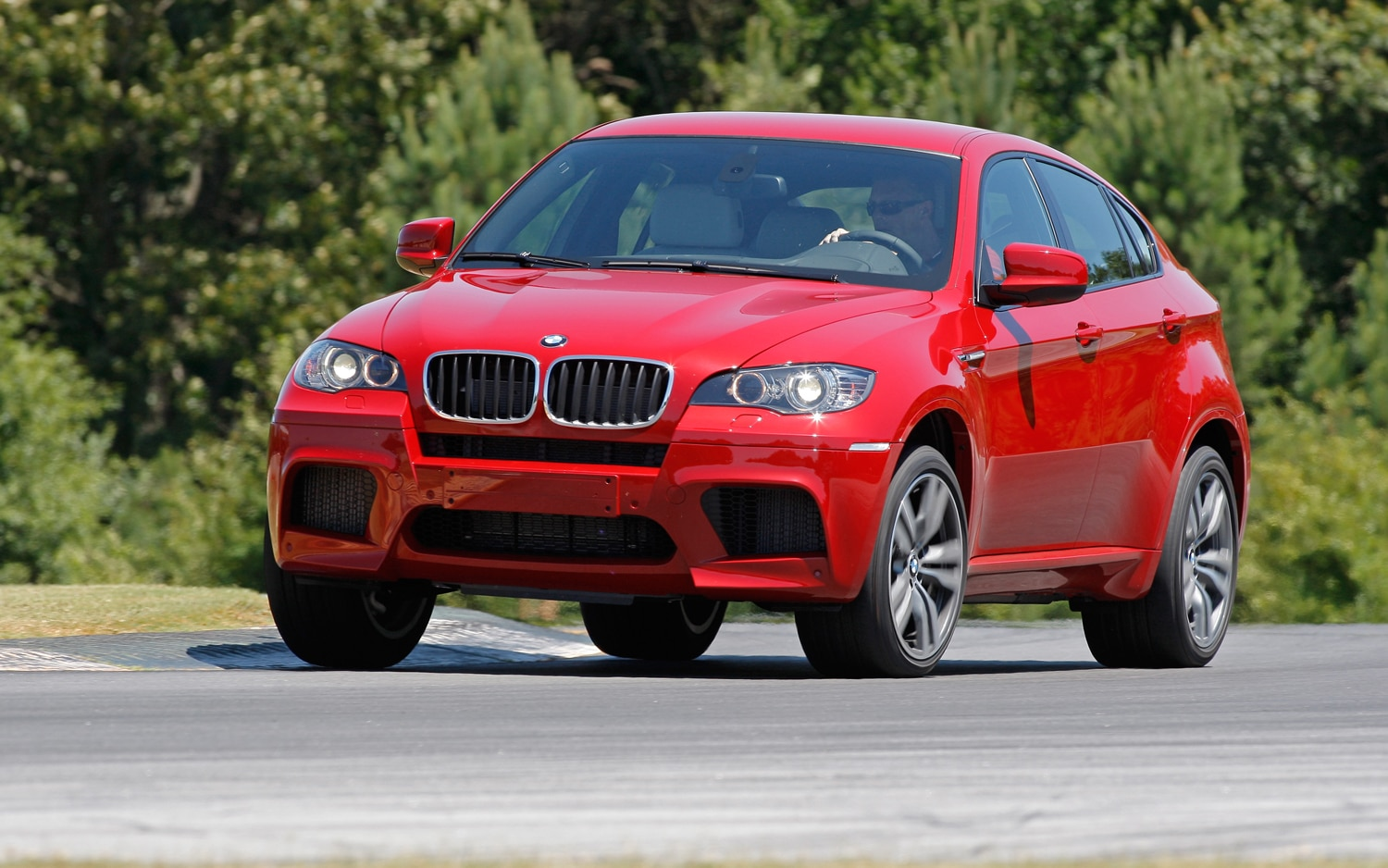 2011 Bmw X6 M Editors Notebook Automobile Magazine