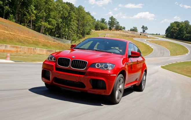 2011 Bmw X6m Front Three Quarter On Track3 660x413
