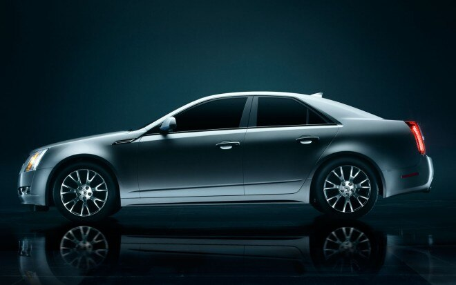 2011 Cadillac Cts Sedan Profile1 660x413
