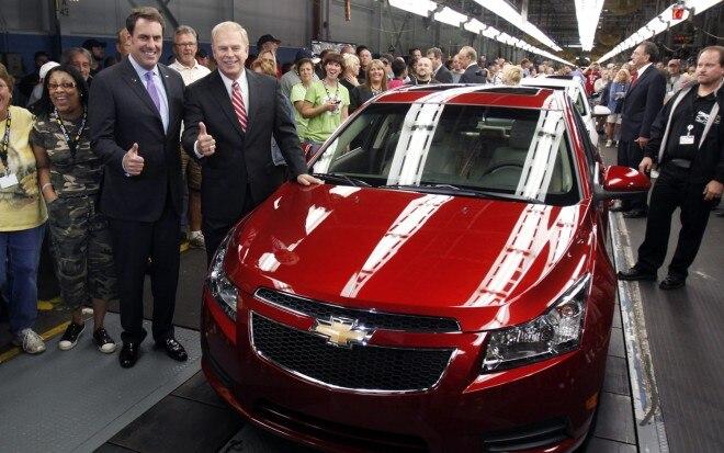 2011 Chevrolet Cruze Lordstown Plant1 660x413
