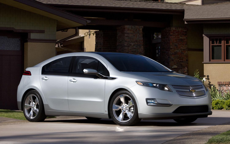 2011 Chevrolet Volt12