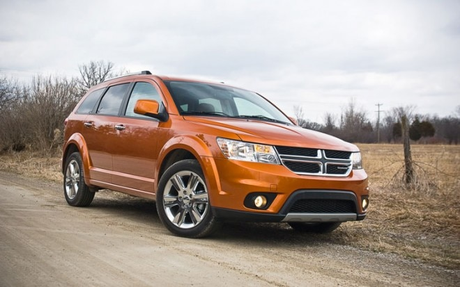 2011 Dodge Journey Lux Awd Front Left View1 660x413