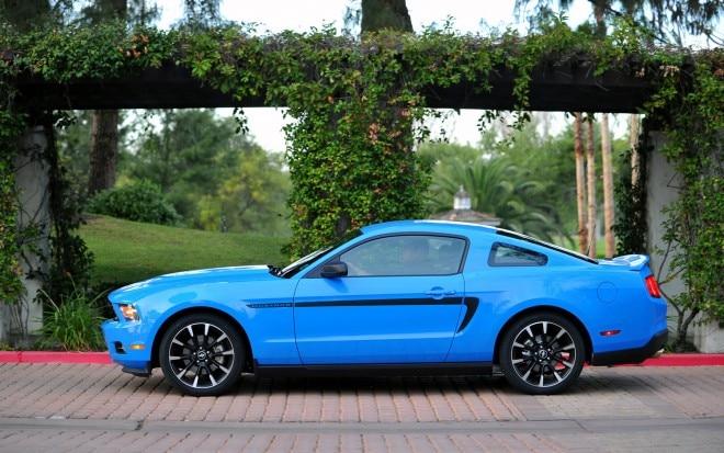 2011 Ford Mustang V6 Side Shot1 660x413