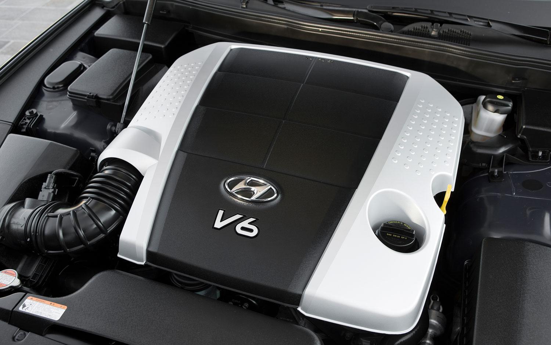 2011 Hyundai Genesis Sedan 4 6 Editors Notebook