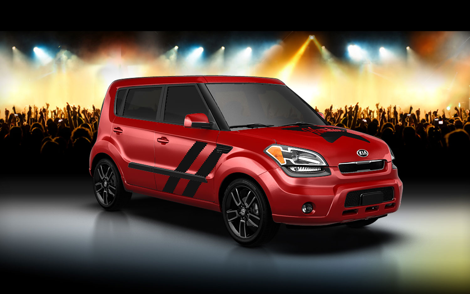 Kia Launches Special Edition Soul Hamstar To Celebrate