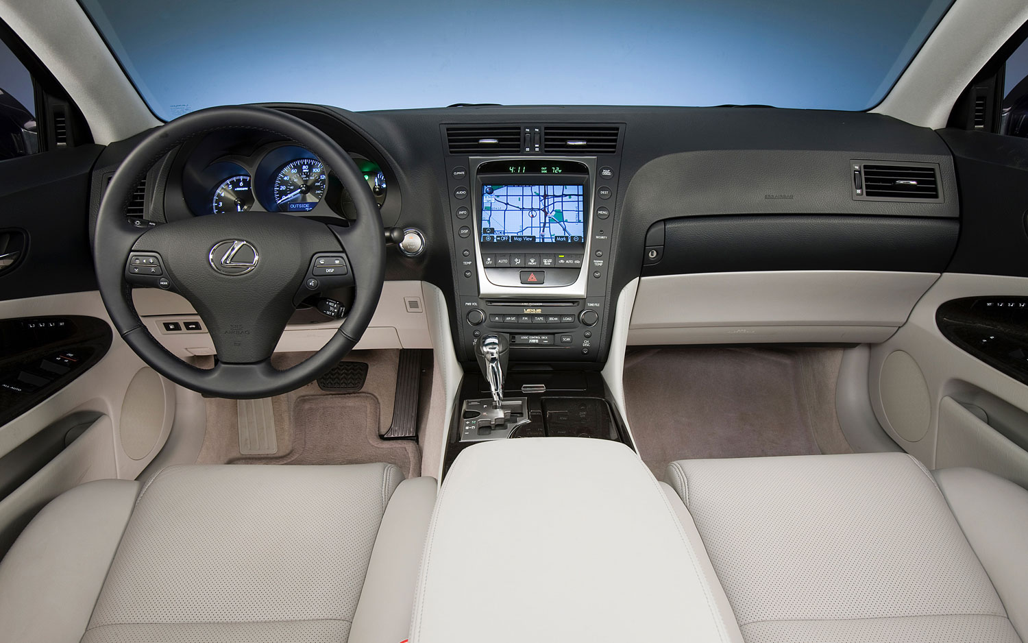 2011 lexus gs350 awd - editors' notebook - automobile magazine