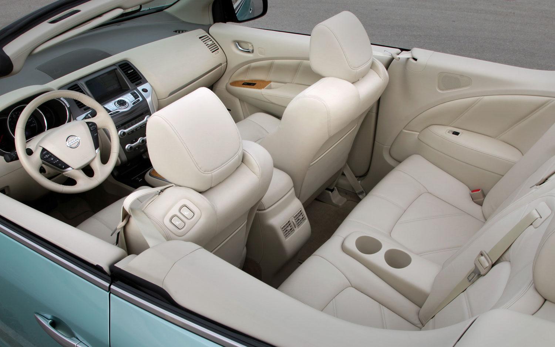 nissan murano crosscabriolet - first drive - automobile magazine