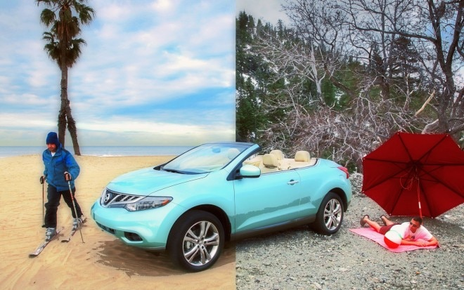 2011 Nissan Murano Crosscabriolet Summer Winter2 660x413