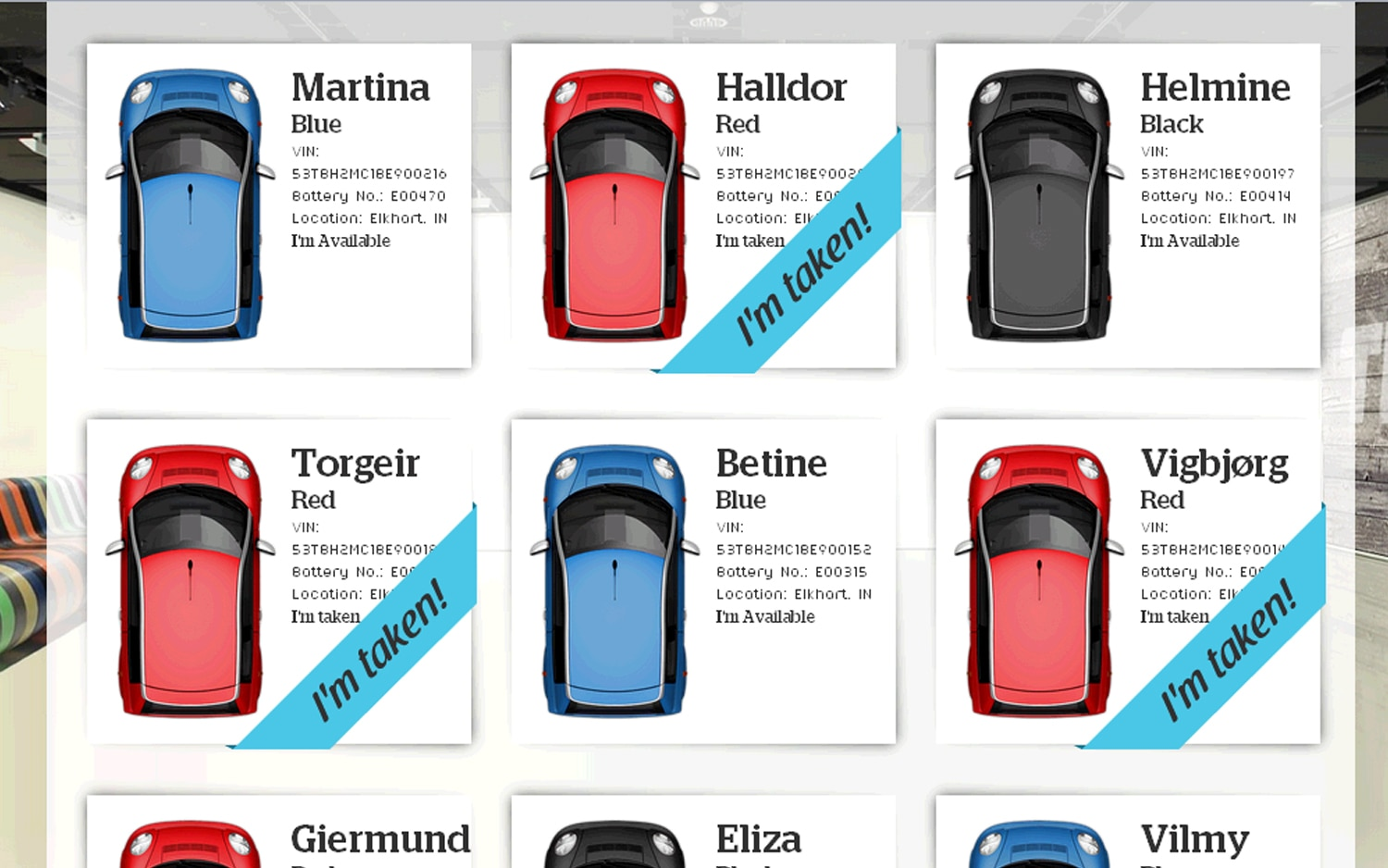 2011 Think Model Year Inventory Clearance1