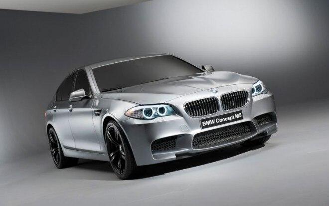 2012 BMW Concept M5 Front Three Quarter1 660x413