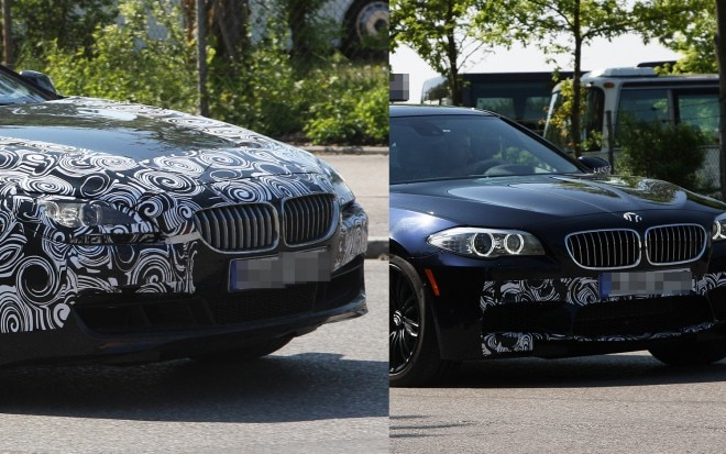 2012 Bmw M5 M6 Convertible Spy Shots 660x413