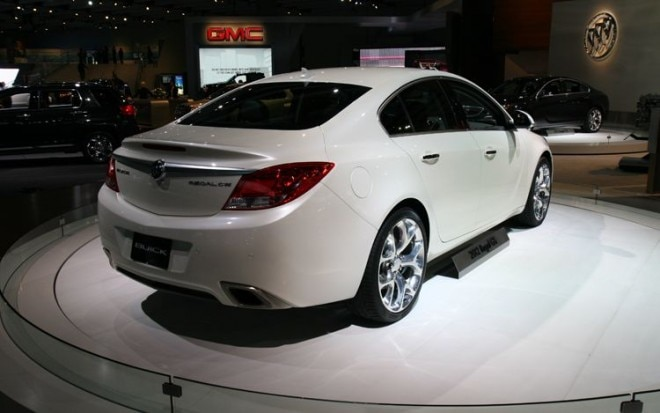 2012 Buick Regal GS Rear Three Quarter1 660x413