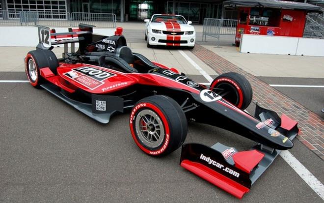2012 Izod Indycar Series Dallara Automobili Concept 101 660x413