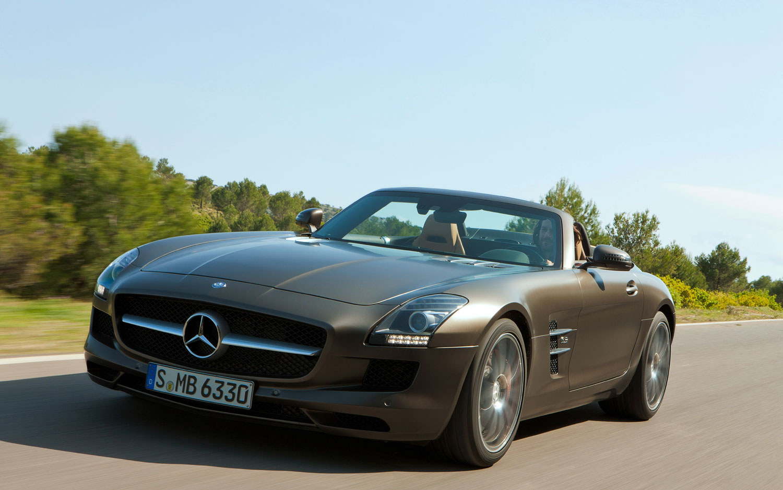 2012 mercedes benz sls amg roadster first look automobile magazine. Black Bedroom Furniture Sets. Home Design Ideas