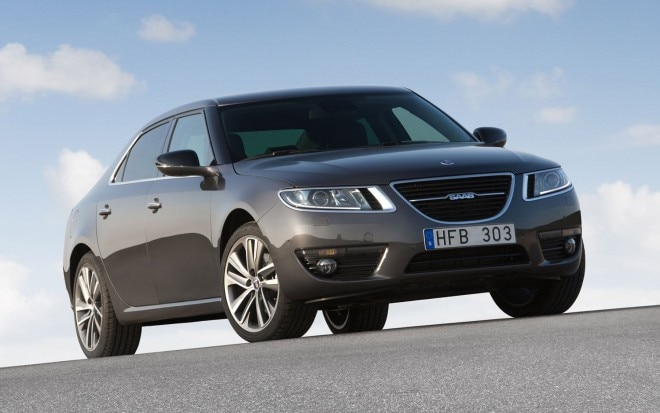 2012 Saab 9 5 Sedan Front Three Quarter1 660x413