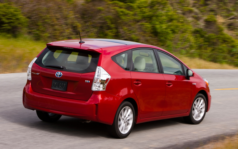 2012 Toyota Prius V First Drive Automobile Magazine