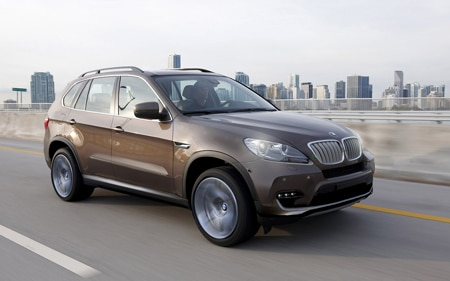 2014 BMW X5 Promo