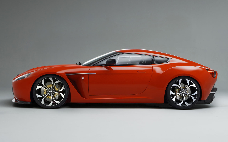 Aston Martin V12 Zagato Endurance Racer Profile1