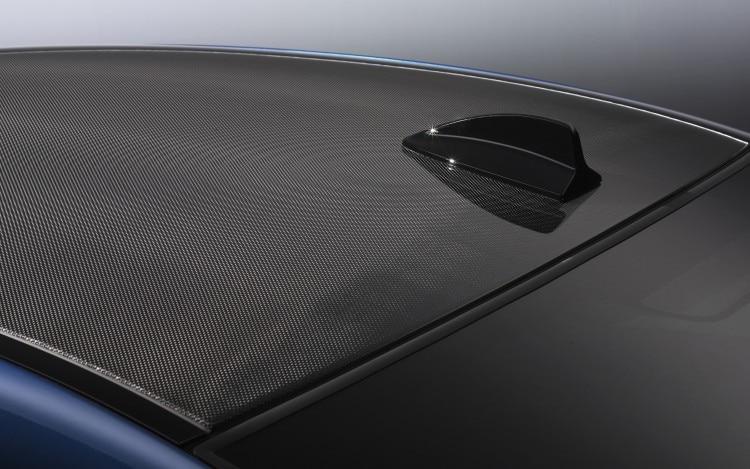 BMW Carbon Fiber Roof