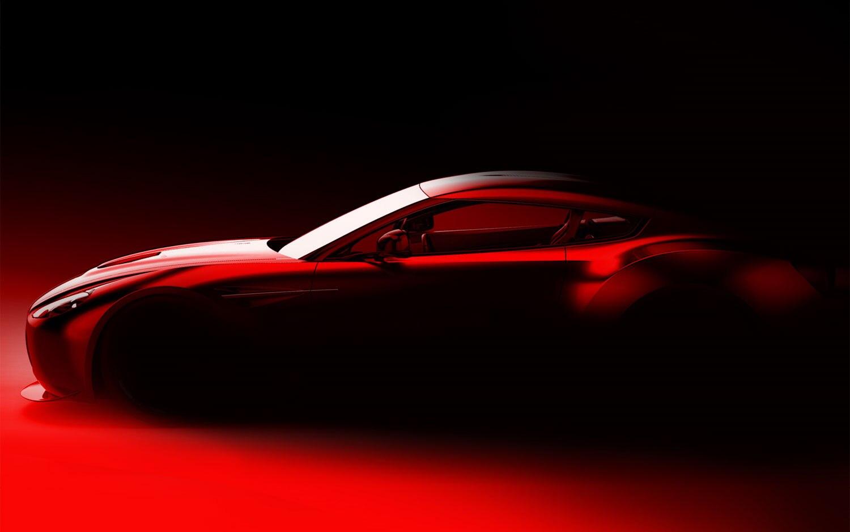 Aston Martin Zagato Teaser Profile1