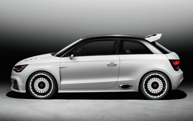 Audi A1 Clubsport Quattro Concept Profile1