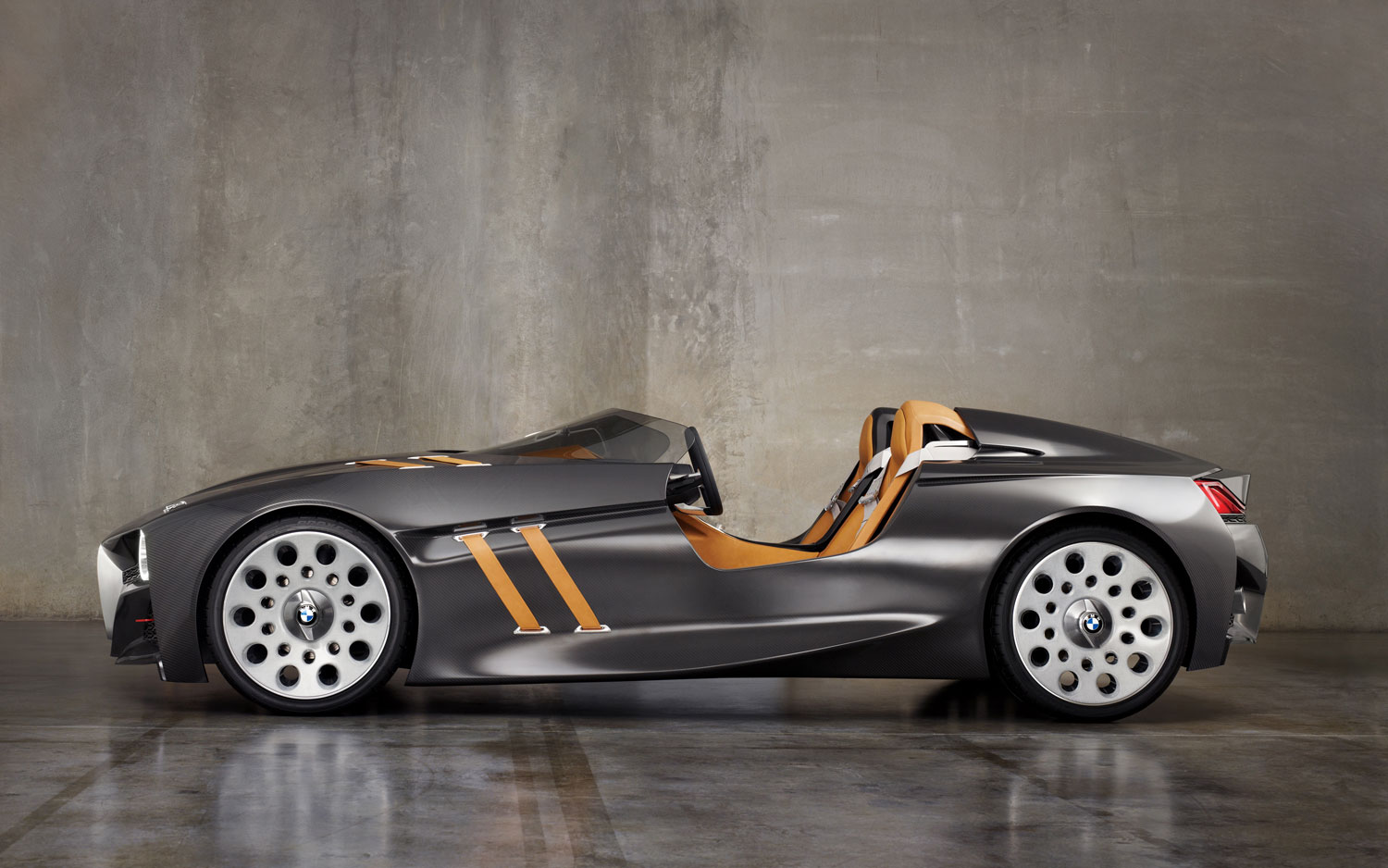 Bmw 328 Hommage Concept Driver Side Shot1