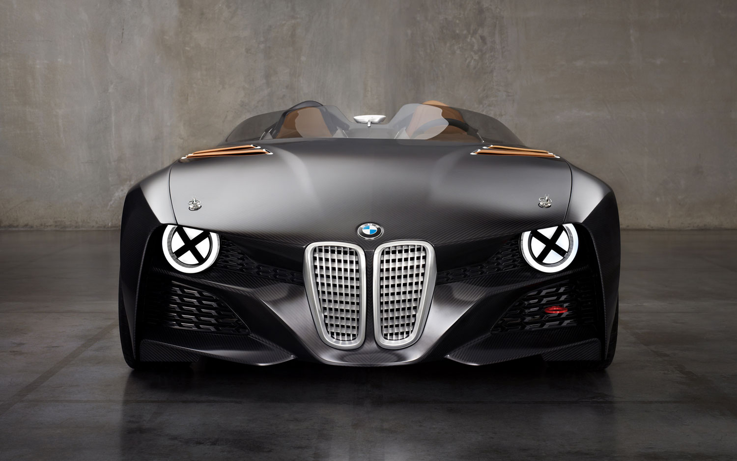 You Decide: The BMW Concept Coupé Mille Miglia 2006 or the 328 BMW ...
