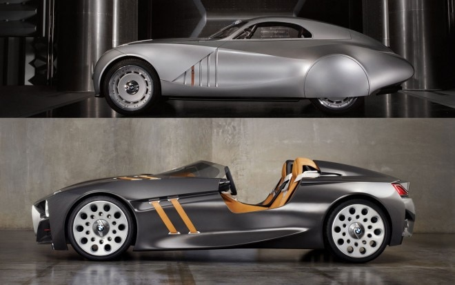 Bmw Concept Coupe And Hommage1 660x413