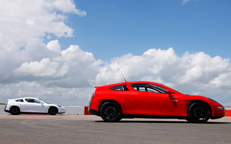 Delta E 4 Coupe Profile1
