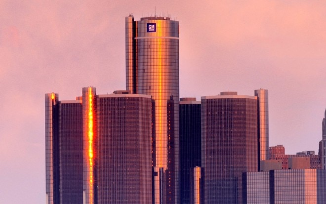 General Motors Renaissance Center 660x413