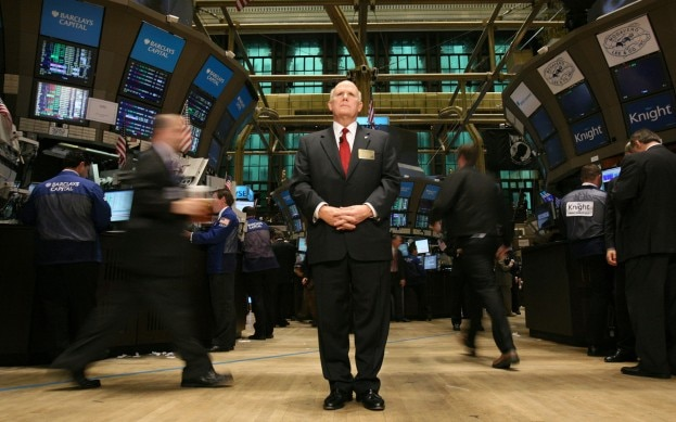 Gm Ceo Dan Akerson In New York Stock Exchange 623x3891