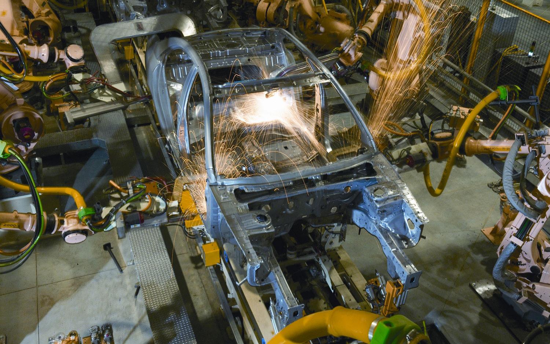 Hyundai Alabama Assembly Robotsa1
