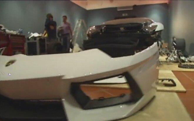 Lamborghini Aventador Lp700 4 In Museum 660x413