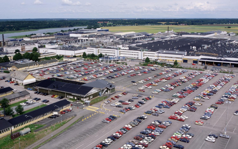 Saab Factory11