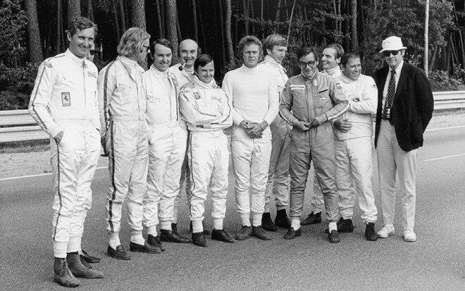 Steve Mcqueen Le Mans Film Drivers1 660x413