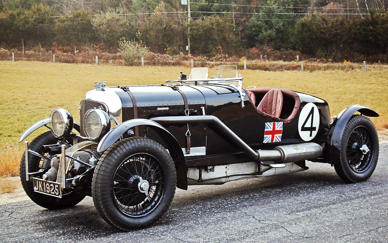 1931 Blower Bentley Side View1