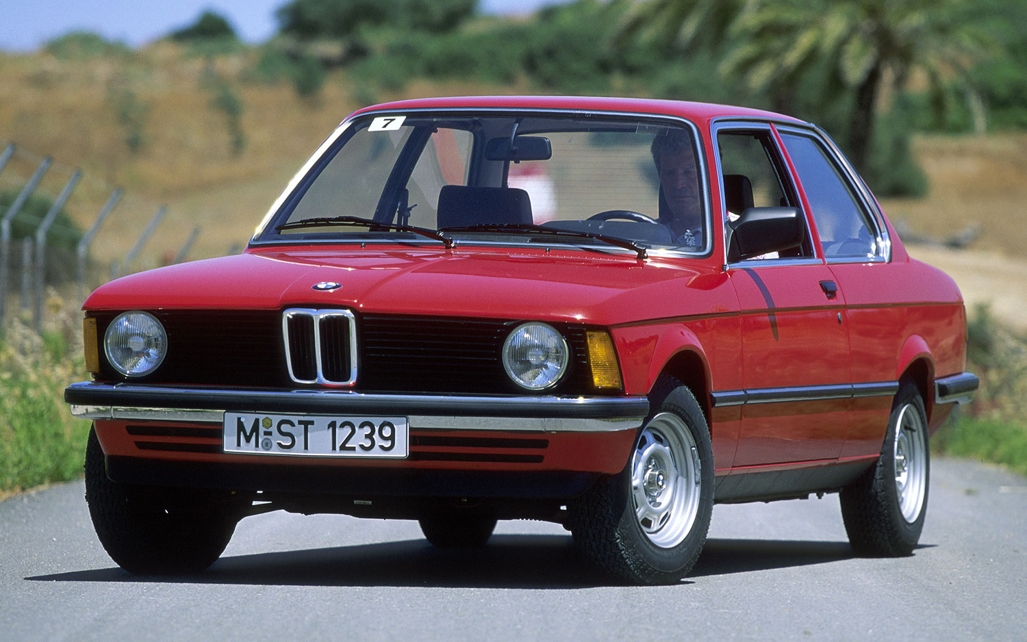 1976 Bmw 3 Series Front Three Quarter1