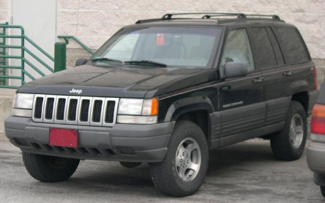 1993 2004 Jeep Grand Cherokee Fire 2