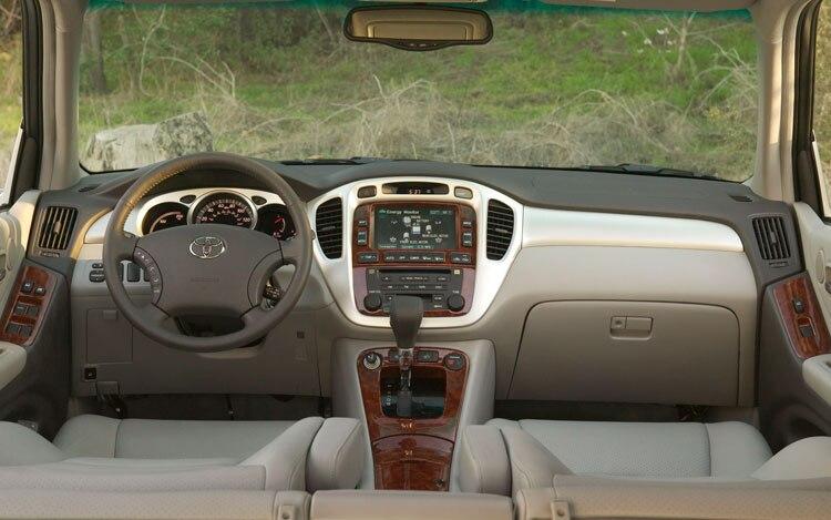 Toyota recalling 45 500 highlander hybrids 36 700 lexus - Toyota highlander hybrid interior ...