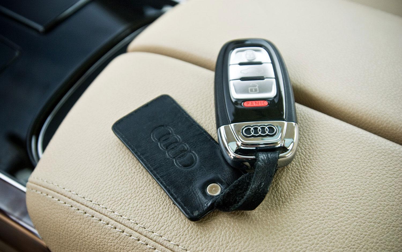 2011 Audi A8l Editors Notebook Automobile Magazine