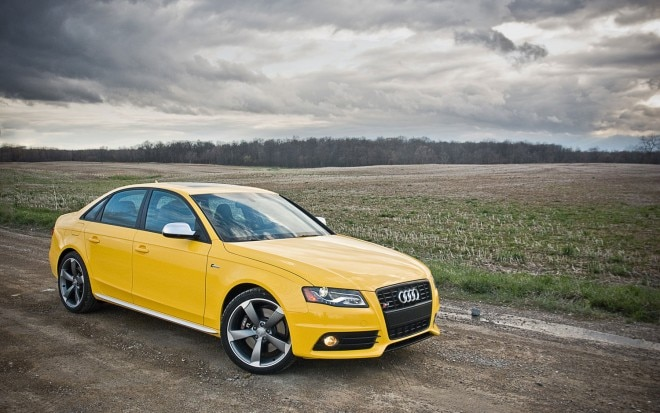 2011 Audi S4 Quattro Mt6 Sedan Front Right Side View1 660x413