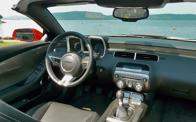 2011 Chevrolet Camaro SS Convertible  Driven  Automobile Magazine