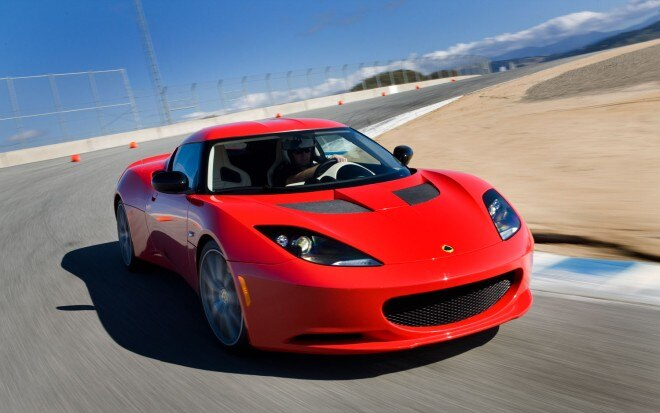 2011 Lotus Evora S Red Front Right View 660x413
