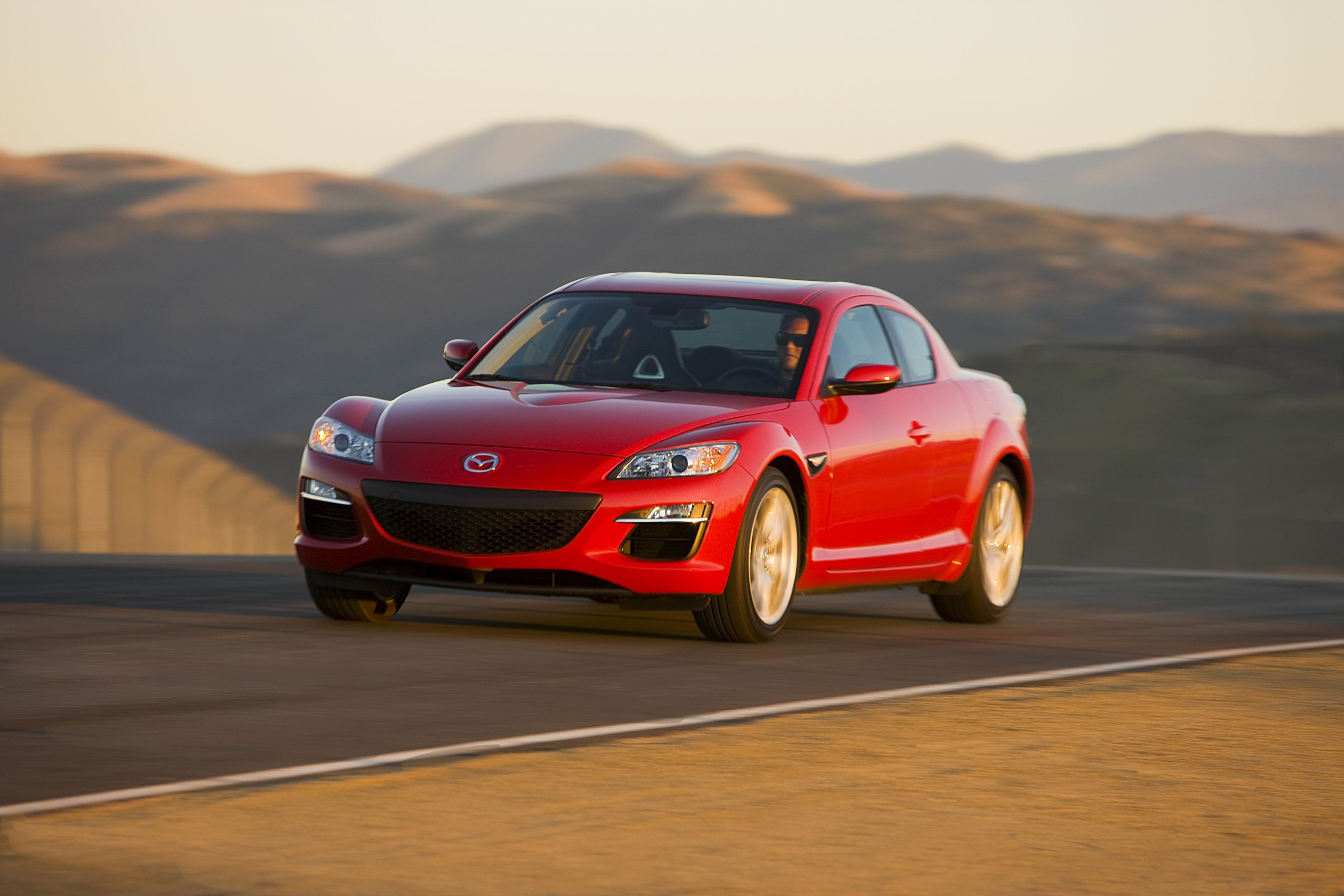 The rx 8