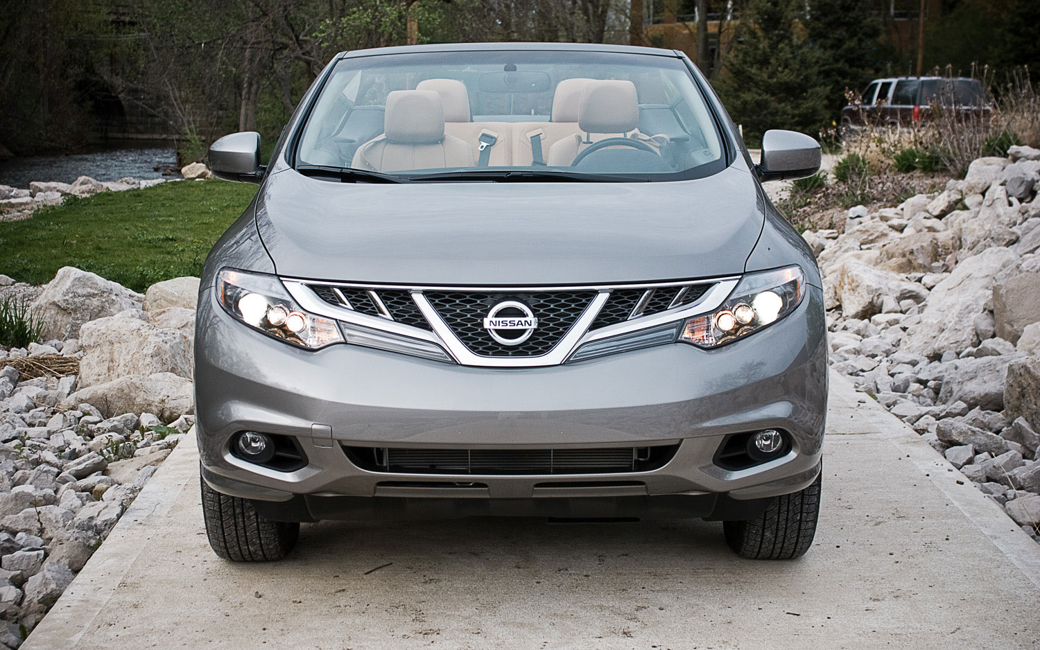 2011 nissan murano crosscabriolet awd editors notebook 2011 nissan murano crosscabriolet awd vanachro Image collections