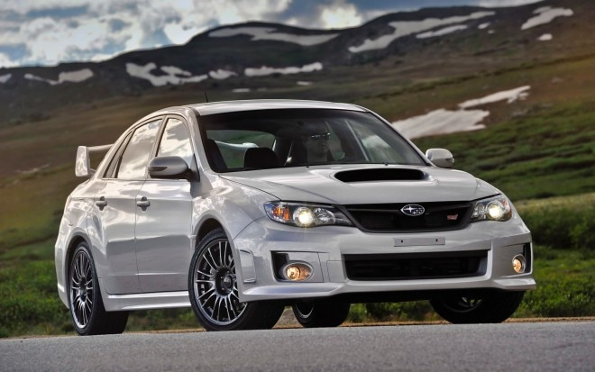 2011 Subaru Impreza Wrx Sti Sedan Left Three Quarter1 660x413